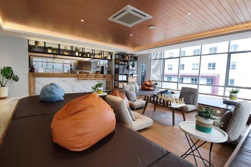 Apartemen Skandinavia Hadirkan Kenyamanan Melalui Kos Leisure Room