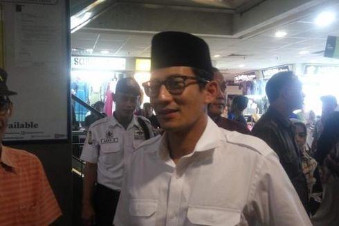 Sandiaga: Pak Hary Tanoe Akan
