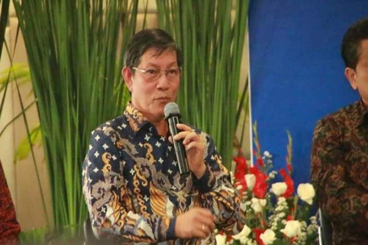 Wali Kota Manado Vicky Lumentut