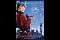 Sinopsis Mary Poppins Returns, Kisah Penyihir Kembalikan Kehangatan Keluarga, Tayang di Disney+ Hotstar