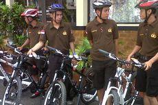 Patroli Sepeda Efektif Jaga Keamanan Parepare