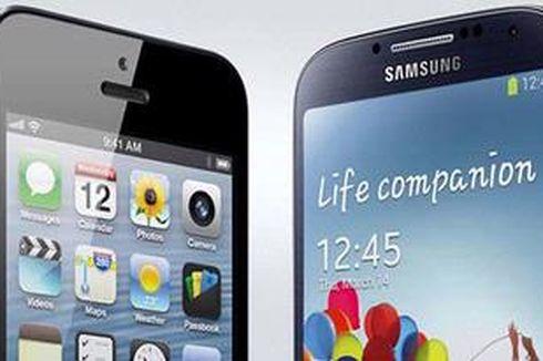 """Lirikan"" Galaxy S4 Menggoda iPhone"