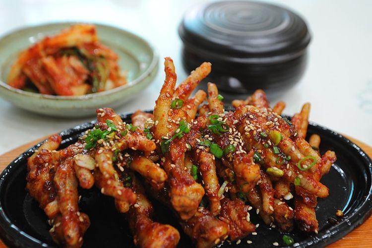 Ceker ayam, makanan kaya kolagen yang bernutrisi untuk tubuh