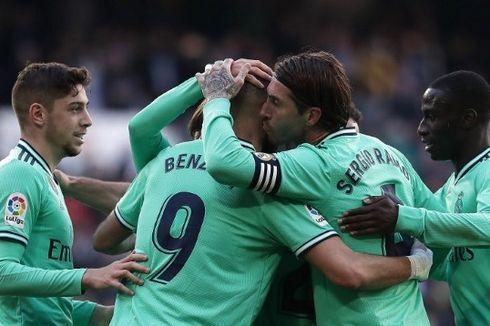 Real Madrid Vs Espanyol, Dukungan Fans Bikin Los Blancos Termotivasi