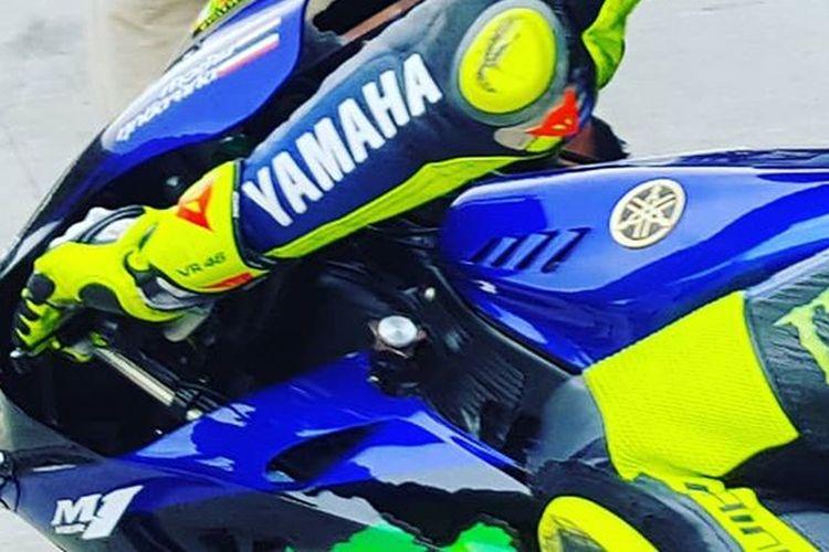 Yamaha sedang uji coba Holeshot Device.