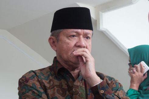 Jokowi Pakai Diksi Benci Produk Luar Negeri, Waketum MUI Khawatir Ada yang Persoalkan