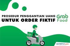 INFOGRAFIK: Cara Reimburse untuk Order Fiktif Mitra Grab