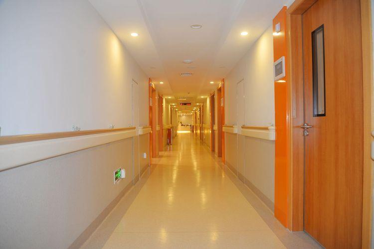 Koridor kamar St. Stamford Modern Cancer Hospital Guangzhou.