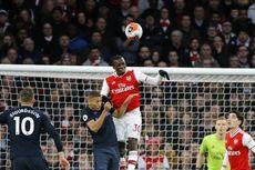 Arsenal Vs Everton, Kedua Tim Bermain Imbang di Babak Pertama