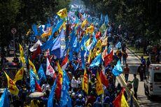 KSPI: Unjuk Rasa Buruh 12 April Digelar di Gedung MK dan Virtual
