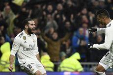 Real Madrid Vs Sevilla, Casemiro-Modric Bawa Los Blancos Naik Posisi