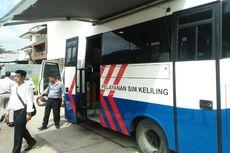 Perpanjang SIM dan STNK Bisa Dilakukan di Otobursa Tumplek Blek