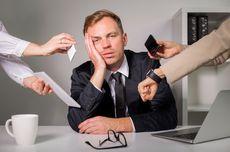 7 Cara Mudah Mengatasi Stres Kerja