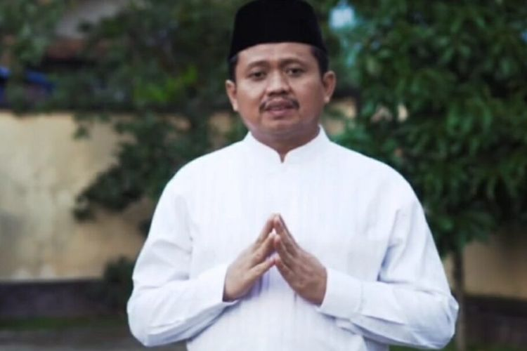 Bupati Sumedang H Dony Ahmad Munir.