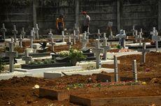 Sebaran 144 Kasus Kematian akibat Covid-19, Tertinggi di Jawa Timur