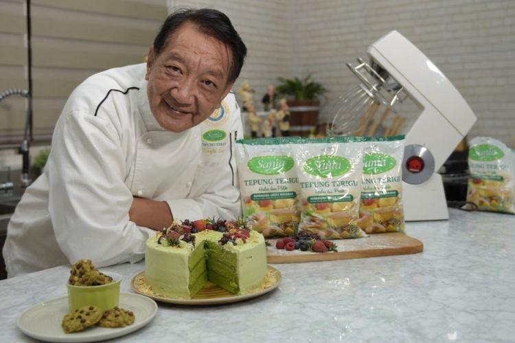 Chef Yongki, salah satu mentor dalam program Sania Exclusive Masterclass.