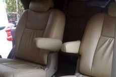 """""""Captain Seat"""" untuk Toyota Fortuner Terbaru"""