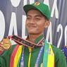 Atlet Motocross Lamongan Raih Emas di PON Papua, Orangtua: Tidak Ada Perjuangan yang Mengkhianati Hasil