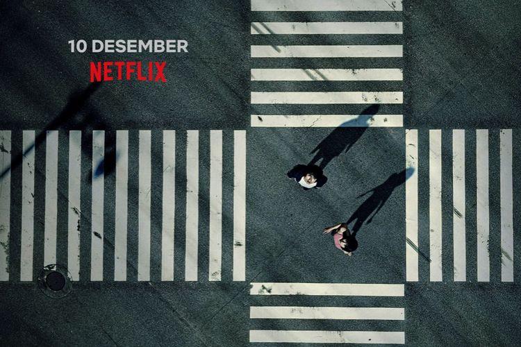 Poster serial original Jepang Alice in Borderland.(Poster Netflix)