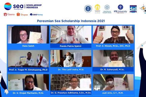 Sea Hadirkan Beasiswa Penuh Kuliah di UI, ITB, IPB, UGM, Binus dan IT Del