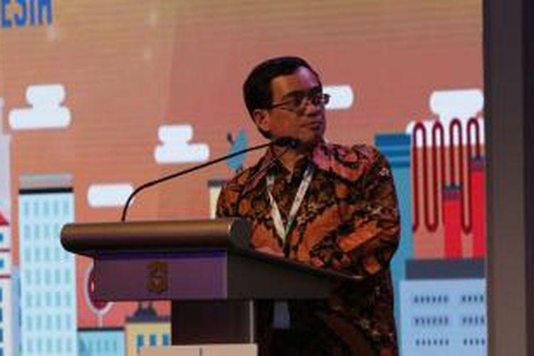 Direktur Perencanaan Investasi dan Manajemen Resiko PT Perusahaan Gas Negara (Persero) Tbk (PGN), Wahid Sutopo.