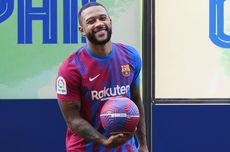 Messi Belum Kembali, Barcelona Boleh Santai karena Debut Memphis Depay