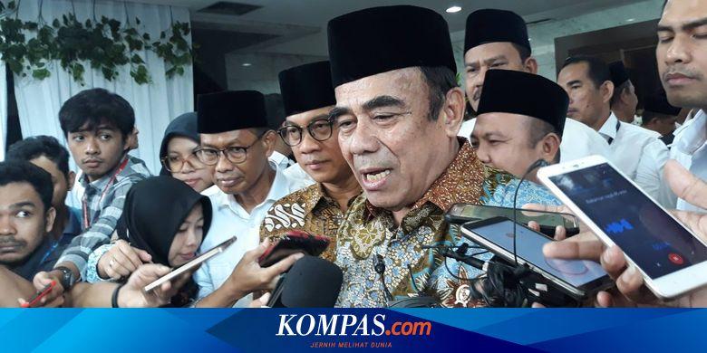 Pemberangkatan Haji Tahun Ini Batal, Menteri Agama