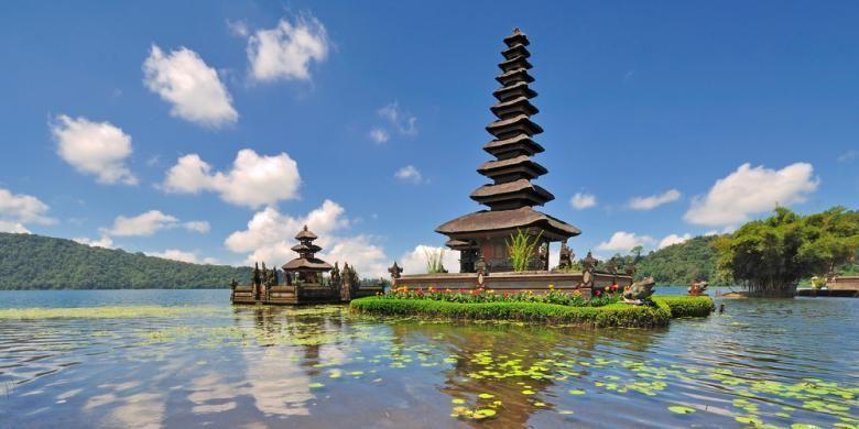 Danau Bratan, Bali