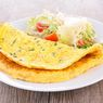 Resep Sambal Goreng Telur Dadar untuk Lauk Buka Puasa Hari Pertama