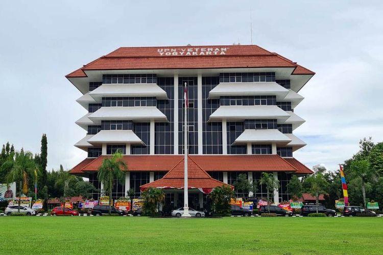 Gedung Rektorat UPN Veteran Yogyakarta (UPN Jogja).