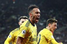 Jika Arsenal Tidak Lolos Liga Champions, Aubameyang Bakal Pergi