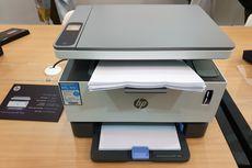 HP Neverstop Laser, Printer Pertama di Dunia Dengan Tangki Toner