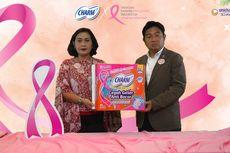 Charm dan YKPI Luncurkan Kemasan Khusus Peduli Kanker Payudara