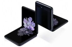 Nama Ponsel Lipat Generasi Kedua Samsung Muncul di Situs Resmi
