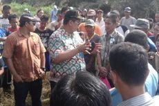 Hakim Gelar Sidang Lapangan Kasus Petani Dituduh Curi Sawit di Ladang Sendiri