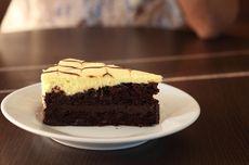 Resep Banana Split Brownies, Pakai Pisang Hampir Busuk