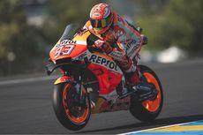 Hasil Klasemen MotoGP, Marquez Masih Teratas Meski Kalah di Inggris