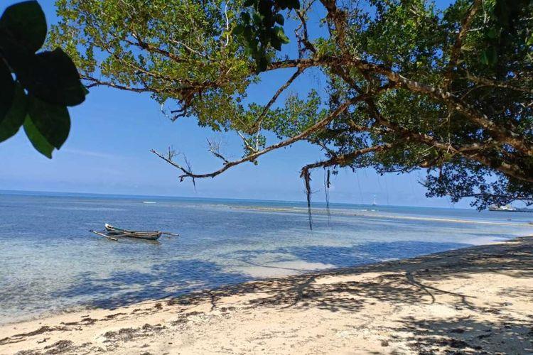 Pemandangan indah Pulau Enggano