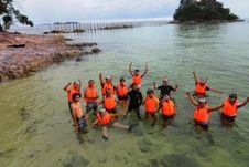 Main Air di Pulau Petong, Surga Baru di Batam