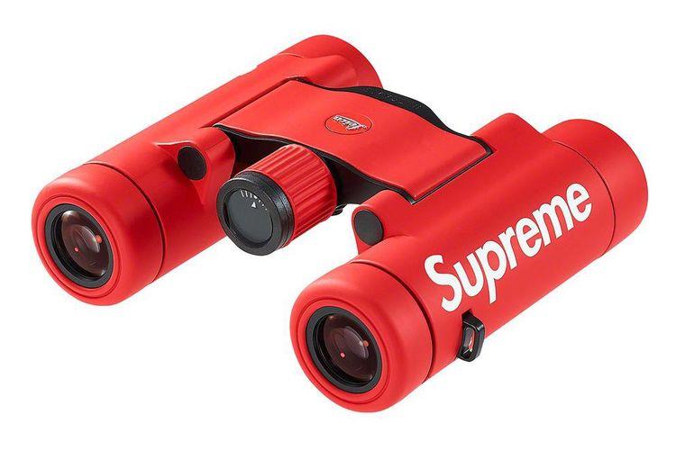Supreme x Leica Ultravid 8 x 20 Binoculars