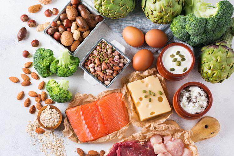 Menu diet dapat menentukan kesehatan mental kita.