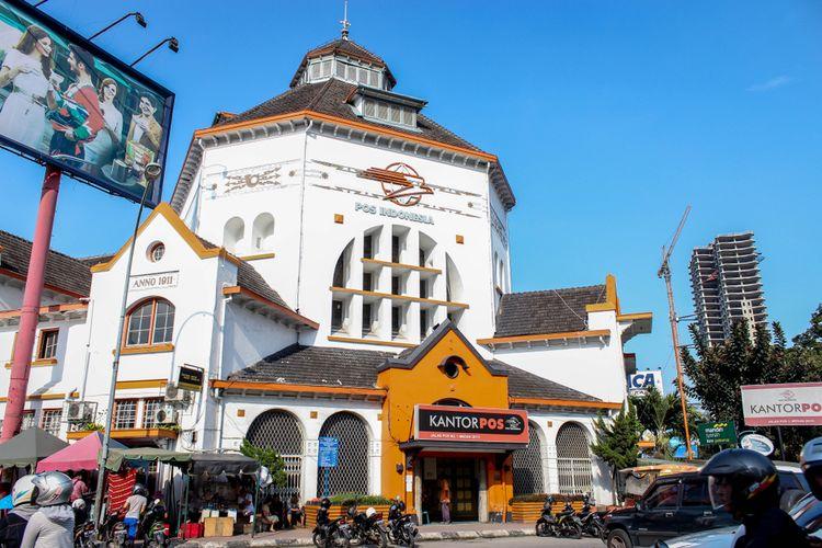 Kantor Pos Besar Medan via shutterstock