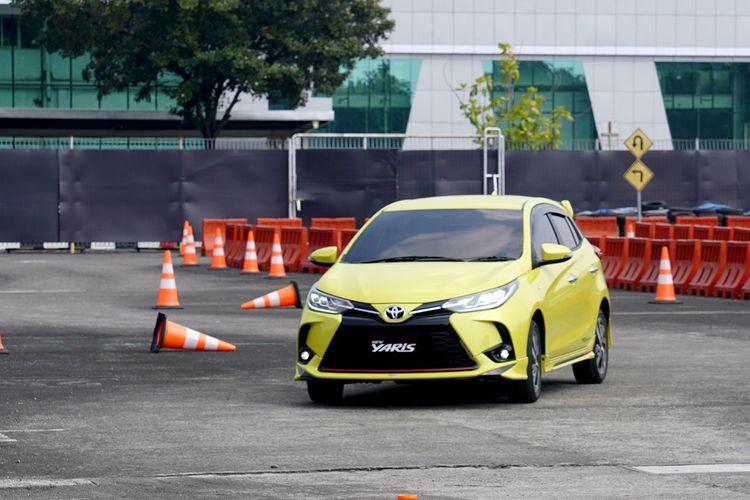 Toyota Yaris mendapat pembaruan di sektor eksterior dan penambahan fitur baru.