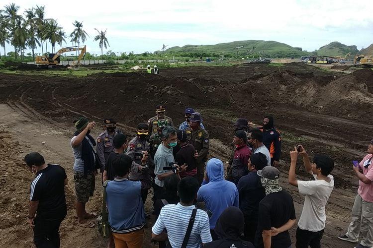 saat keluarga Sibawaeh menolak land clearing