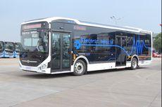 [VIDEO} Jajal Bus Listrik Buatan Zhongtong