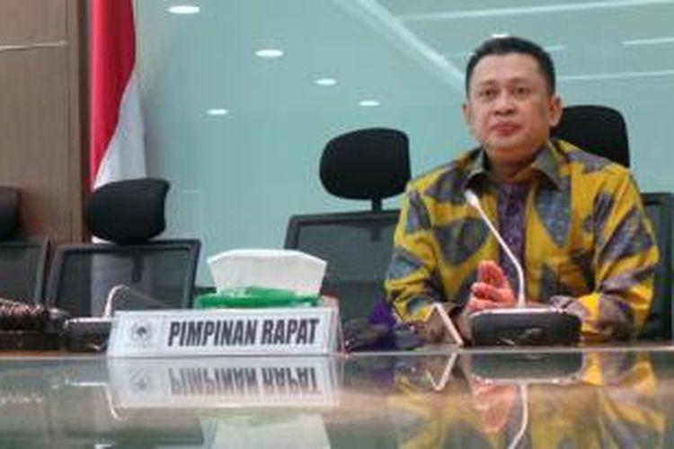 Sekretaris Fraksi Golkar di DPR Bambang Soesatyo