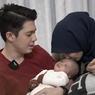 Ukkasya Berusia Satu Bulan, Irwansyah dan Zaskia Sungkar Saling Ungkap Perasaan