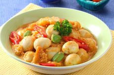 Resep Telur Puyuh Jamur Balado, Hidangan Praktis untuk Sahur