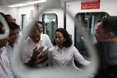 Menteri BUMN Minta LRT Dikelola Perusahaan Patungan