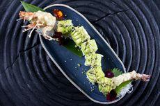 Resep Sushi Dragon Roll, Sushi Cantik ala Restoran